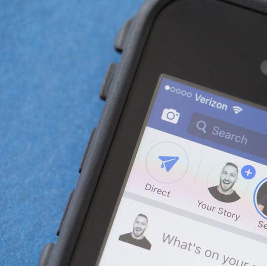 Facebook Luncurkan Tampilan Baru di Android?