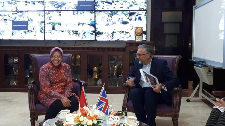 Ini Kerjasama Lain yang Ditawarkan Liverpool untuk Surabaya