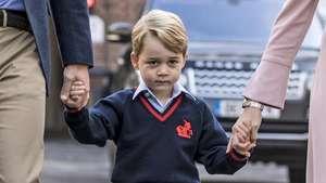 Si Imut Pangeran George yang Menggemaskan