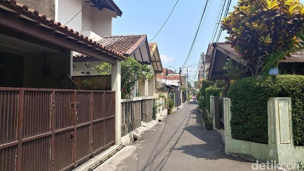 Pemukiman di Antapani