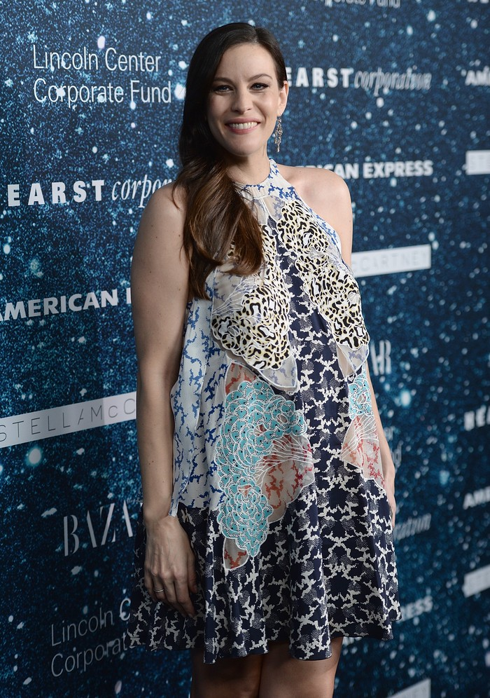 NEW YORK, NY - NOVEMBER 13:  Liv Tyler attends 2014 Women's Leadership Award Honoring Stella McCartney at Alice Tully Hall at Lincoln Center on November 13, 2014 in New York City.  (Photo by Dimitrios Kambouris/Getty Images)