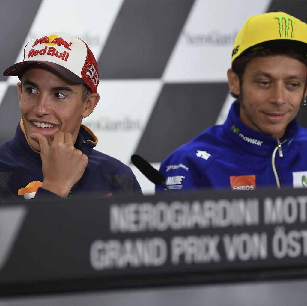 Rossi: Marquez Kuat di Mana-mana