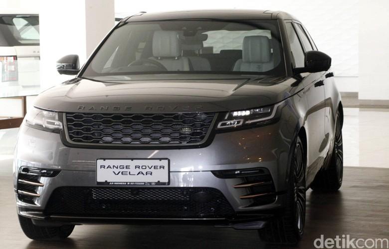 Dijual Mulai Rp 2 Miliaran, Velar Jadi Varian Paling Irit Range Rover Foto: Hasan Alhabshy