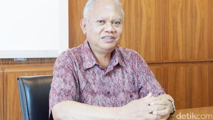 CEO Meikarta, Ketut Budi Wijaya. Foto: Dana Aditiasari-detikFinance