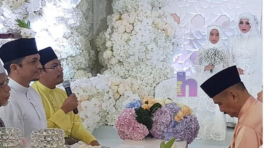 Intip Kebahagiaan Laudya Cynthia Bella Setelah Resmi Menikah!