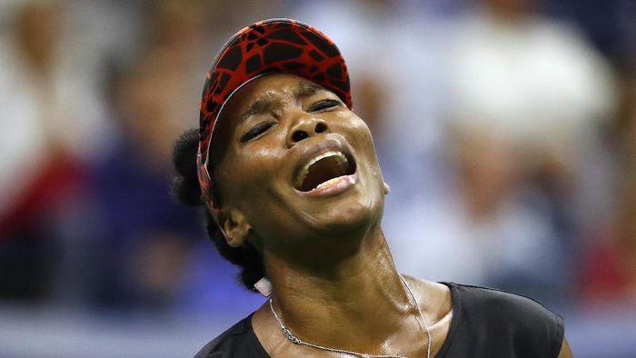 Venus Williams tumbang di semifinal AS Terbuka. Foto: Abbie Parr/Getty Images for USTA