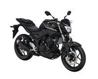 Yamaha MT-25.