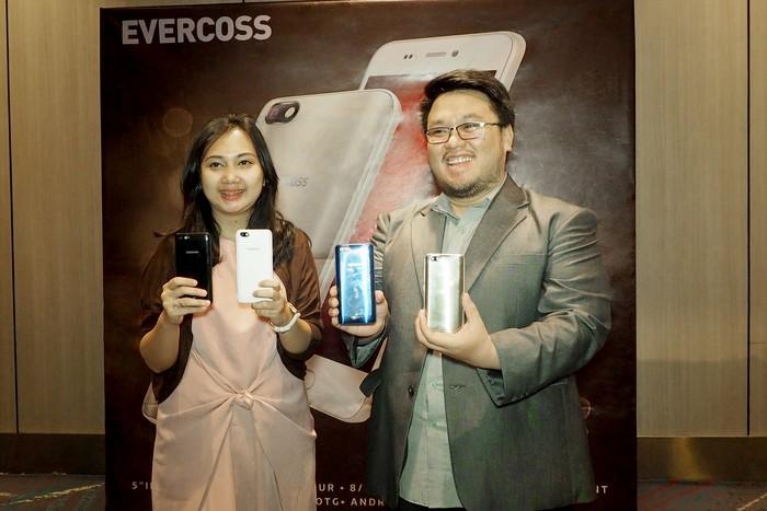 Foto: Evercoss Winner Y Star