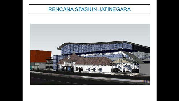 Stasiun Jatinegara mengalami pembenahan. Stasiun itu akan direvitalisasi agar dapat menampung penumpang lebih banyak.