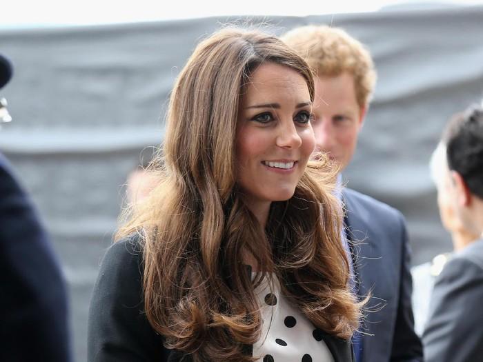 Kehamilan Kate Middleton