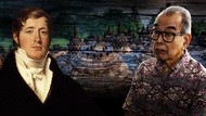 Kisah Cinta Raffles - Daoed Joesoef Kepada Borobudur