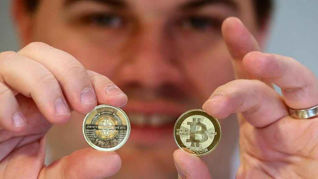 Bikin Was-was IMF, Bitcoin Melambung dari Rp 12 Juta ke Rp 75 Juta