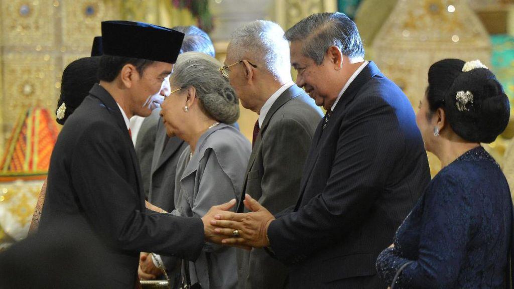 Antara Kritik dan Ucapan Terima Kasih Jokowi ke SBY