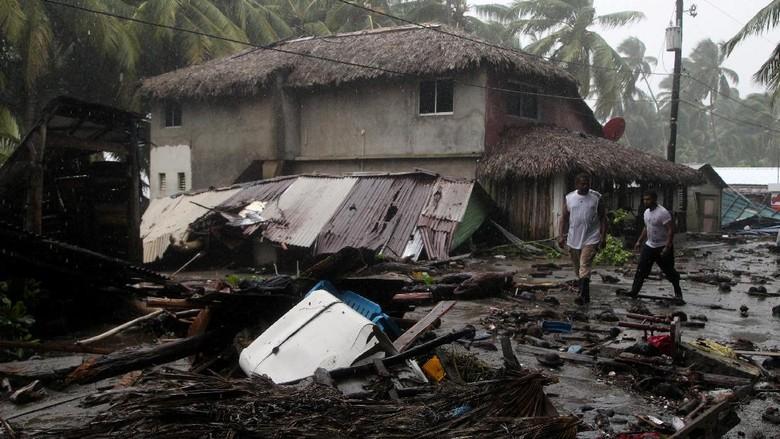 Kerusakan Akibat Badai Irma