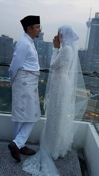 Laudya Cynthia Bella dan Engku Amran menikah di Malaysia /