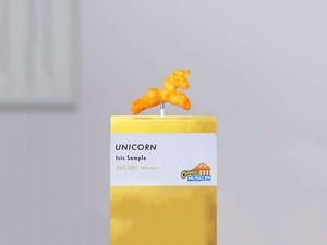 Unicorn Terpilih Sebagai Bentuk Cheetos Paling Unik