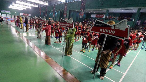 131 Peserta Lanjut ke Hari Kedua Final Audisi PB Djarum