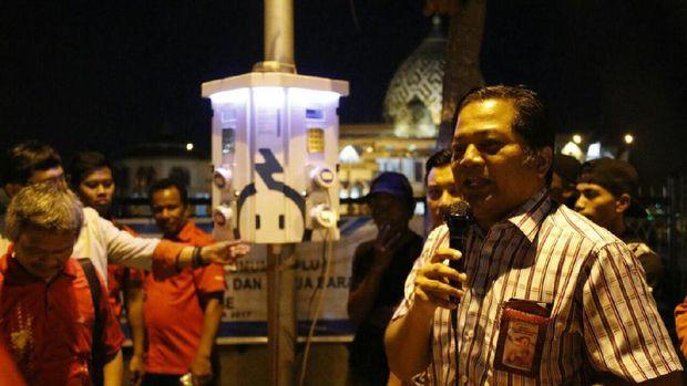 Hore! Sekarang di Papua Sudah Ada 'SPBU Listrik'