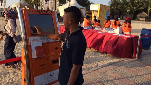 EasyPay Geber 4.000 Kios <i>Self Service</i> di Indonesia