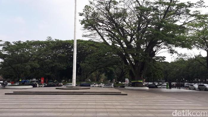 Taman Balai Kota Bandung (Mukhlis Dinillah/detikcom)