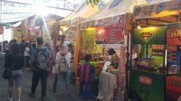 60 Penjaja Kuliner Ramaikan Festival 'Lezaatnesia' di Kota Semarang