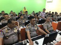 210 Perwira Polri Uji TOEFL, Atase di Thailand Raih Nilai Tertinggi