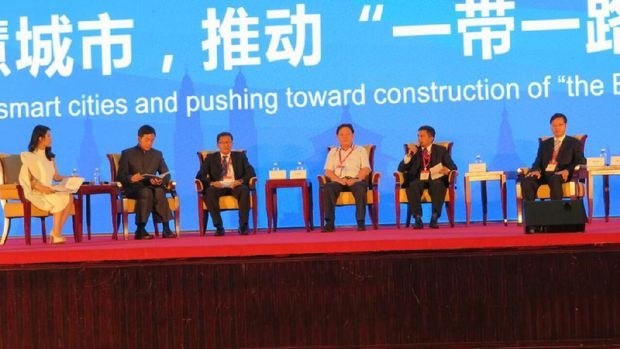 Pemkot Padang Jelaskan Konsep Smart City di Forum Wali Kota