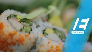 Begini Cara Bikin California Roll Sushi
