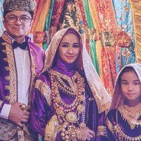 Nikahi Pria Malaysia Laudya Cynthia Bella Foto Prewedding Pakai