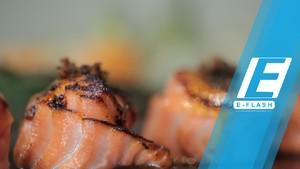 Yuk, Bikin Sendiri: Salmon Lava dengan Sambal Roa!