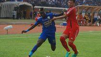 Ezechiel Tak Boleh Main Lawan Persib Bandung, Bhayangkara FC Mau Nego