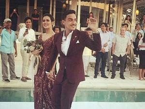 Resepsi Raisa dan Hamish Daud Jadi Tempat Favorit Pernikahan di Bali
