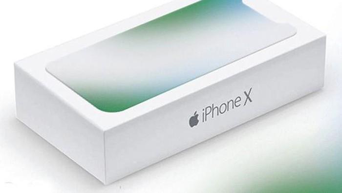 Bocoran iPhone X. Foto: istimewa