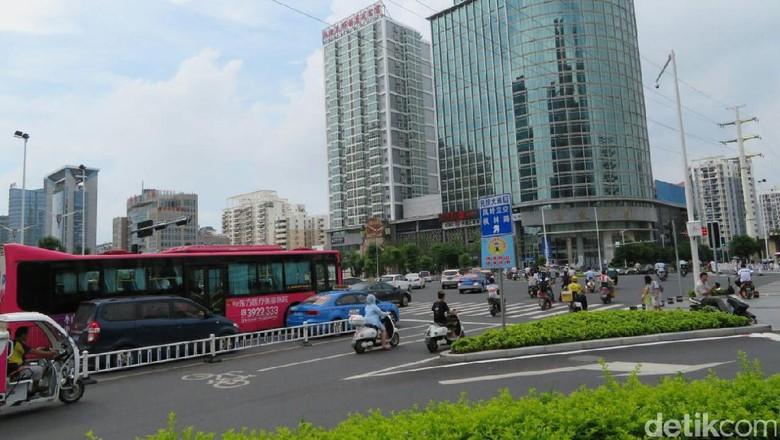 Melihat Kota Nanning, Tempat Walkot Pangkal Pinang Belajar Tata Kota