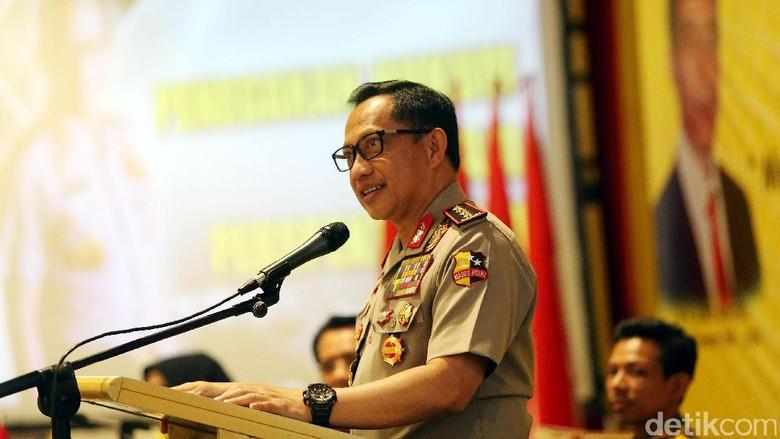 Saber Pungli Polri OTT 1.340 Kasus Selama 2017, 2.719 Jadi Tersangka