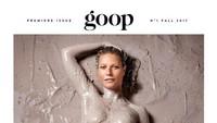 Gwyneth Paltrow tampil Telanjang di Hari Ulang Tahunnya
