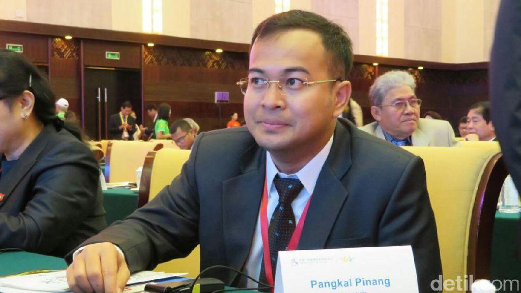 Siap Hadapi Pilgub Sumsel, Wali Kota Irwansyah Terus Safari Politik
