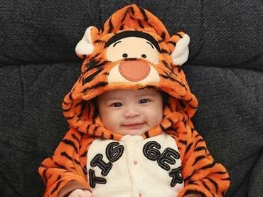 Menurut Bunda, gimana si Tiger di Winnie The Pooh yang satu ini? (Foto: Instagram @mariebernadettem)