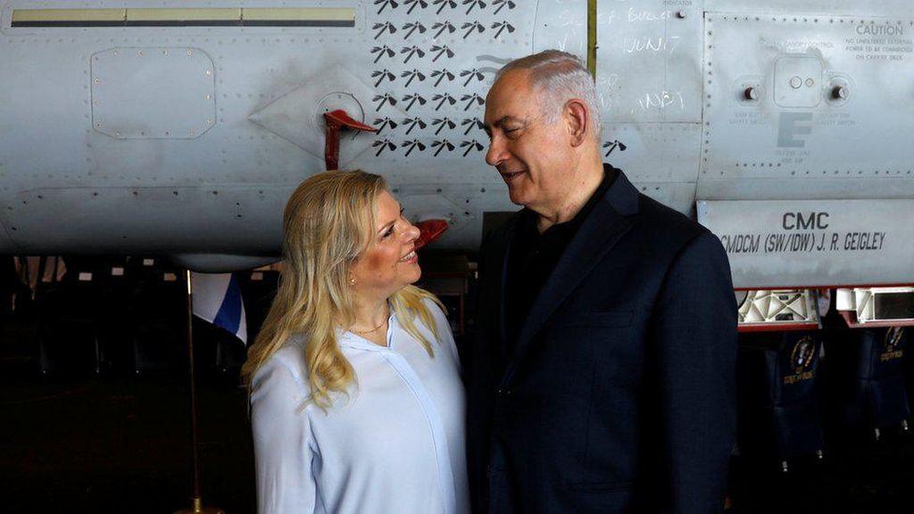 PM Netanyahu dan Istrinya Terbelit Kasus Korupsi