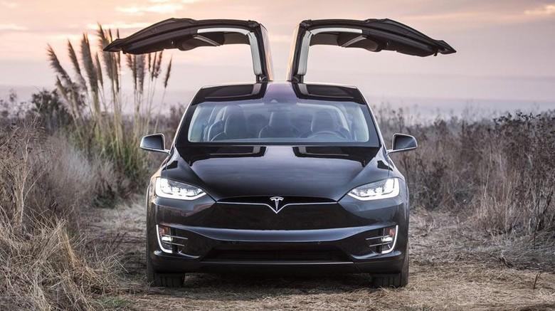 Tesla Foto: Pool (Carsscoop)