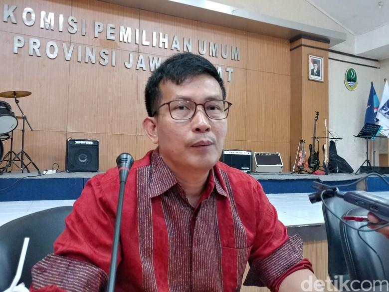 KPU Tetapkan Jumlah Pemilih di Jabar 32,8 Juta Orang