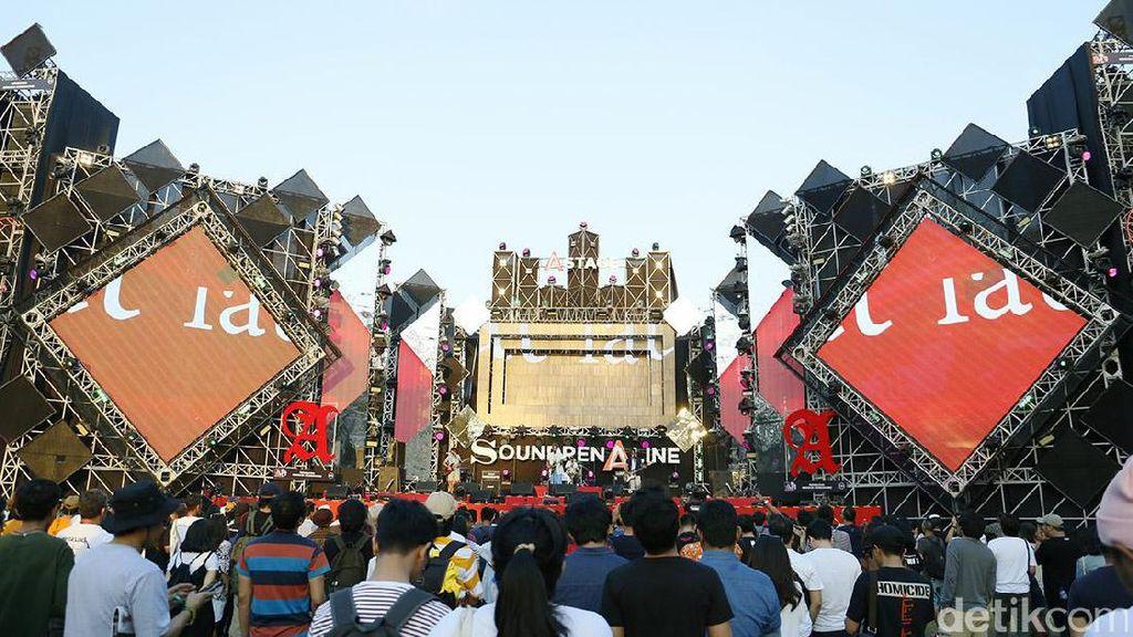 Soundrenaline 2019 Bakal Kawinkan Musisi Lintas Genre dan Generasi