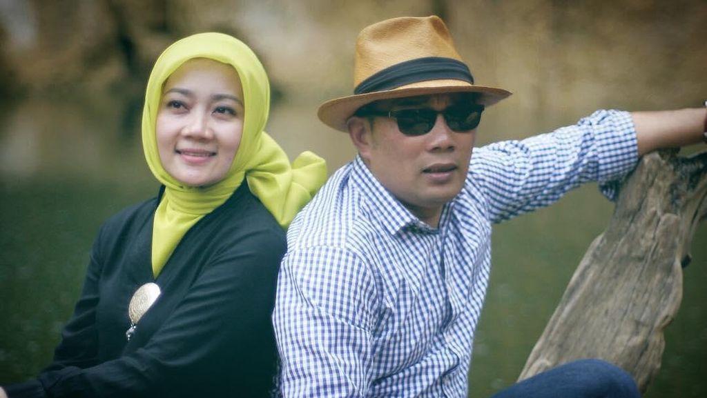 Cerita Atalia Istri Ridwan Kamil Selama Terpapar COVID-19