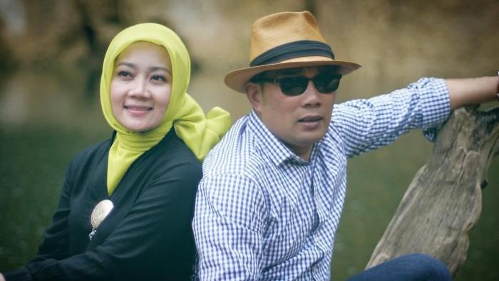 Ridwan Kamil dan Atalia
