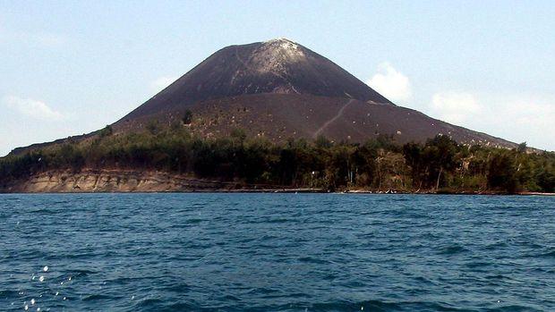 Erupsi Anak Krakatau Dinilai Tak Membahayakan