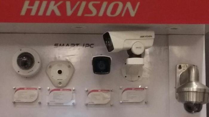 Foto: CCTV Hikvision