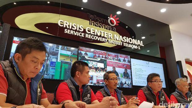 Telkom: Seluruh ATM di Indonesia Sudah Kembali Online