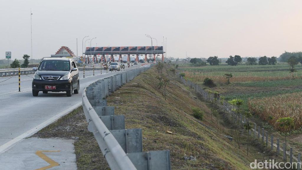 Tol Surabaya-Mojokerto Juga akan Diresmikan Jokowi Bulan Ini