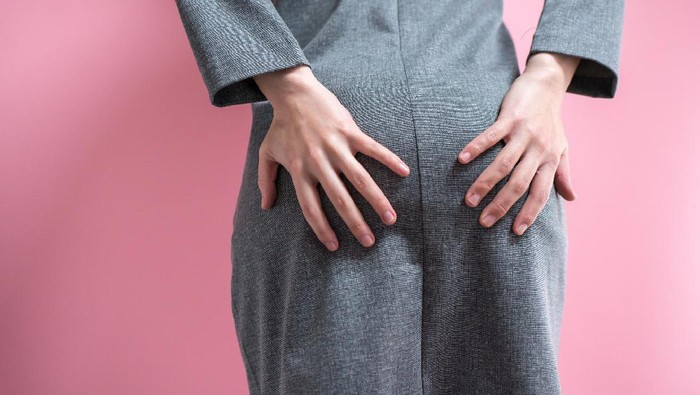 Duduk lama bisa sebabkan pantat tepos. (Foto: Thinkstock)