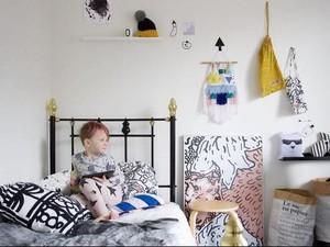 Foto: Inspirasi Dekorasi Kamar Anak yang Menggemaskan